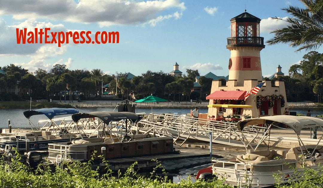 Disney's Caribbean Beach Resort: A Disney World Resort