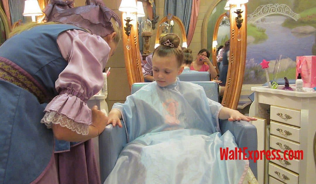 Bibbidi bobbidi boutique a disney world review for World boutique