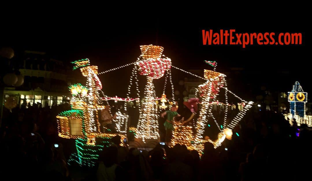 #DisneyParksLive: Main Street Electrical Parade from Magic Kingdom