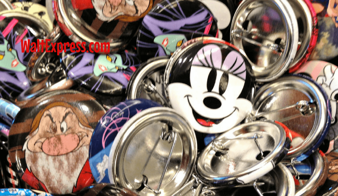 Just Announced: NEW Pins for 2017 in Disney Parks