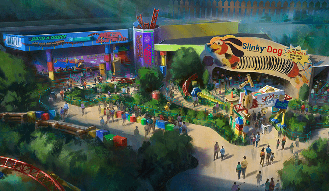 Breaking News: Toy Story Land Will Open In Disney World Summer 2018