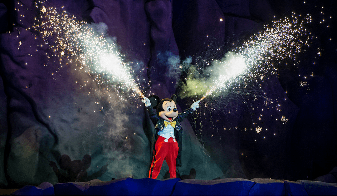 Fantasmic! Dessert & VIP Viewing Experience at Disney's Hollywood Studios