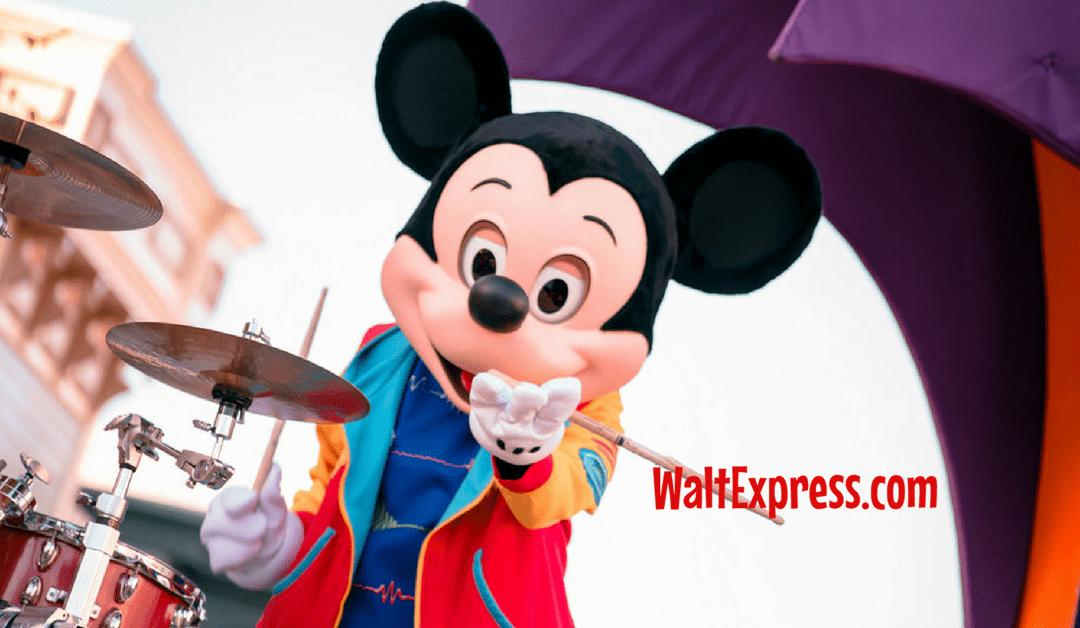 Celebrate Mickey Mouse's Birthday at Disney Parks November 18, 2017