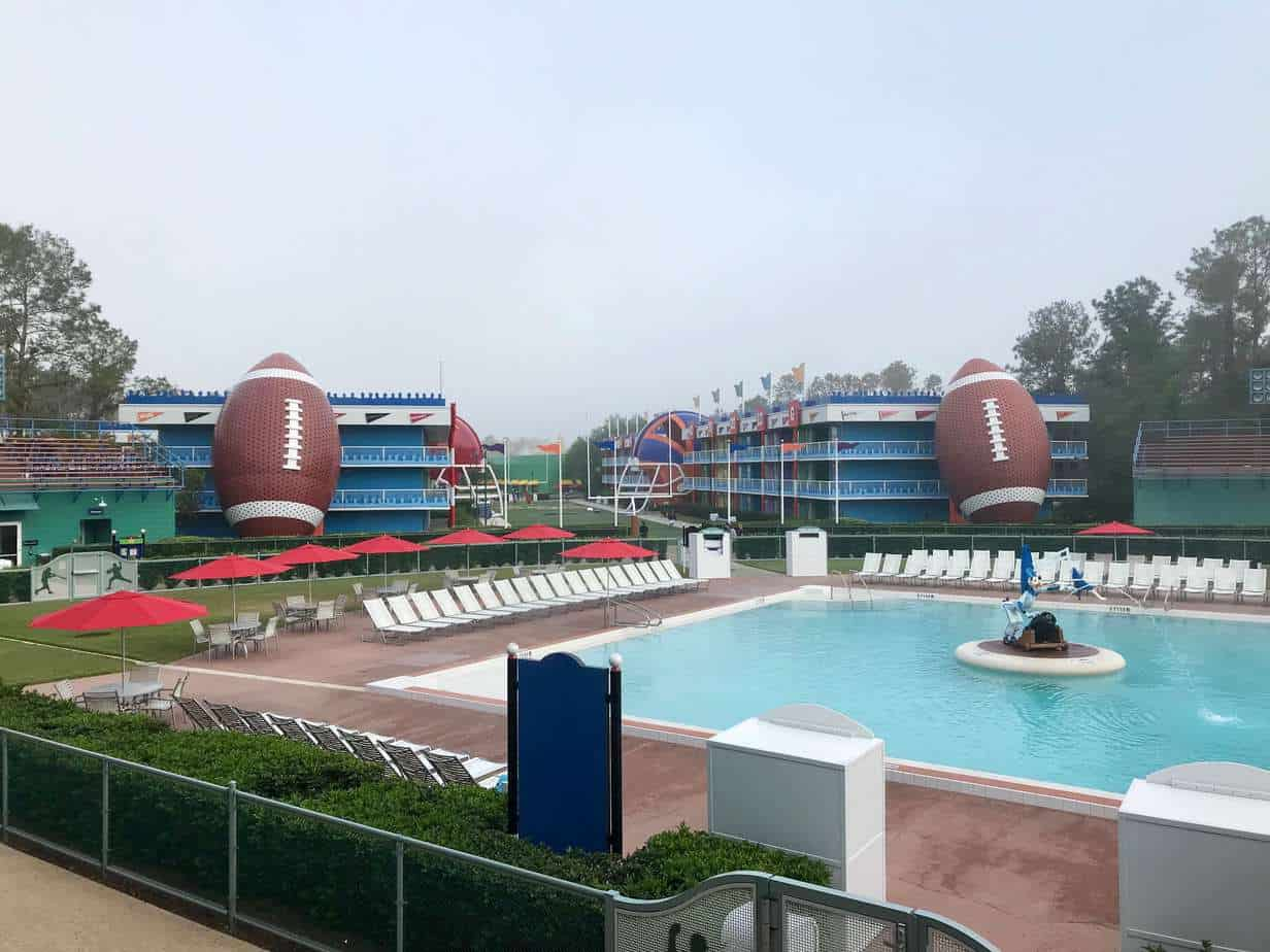 Disneys AllStar Sports Resort A Disney World Resort Review