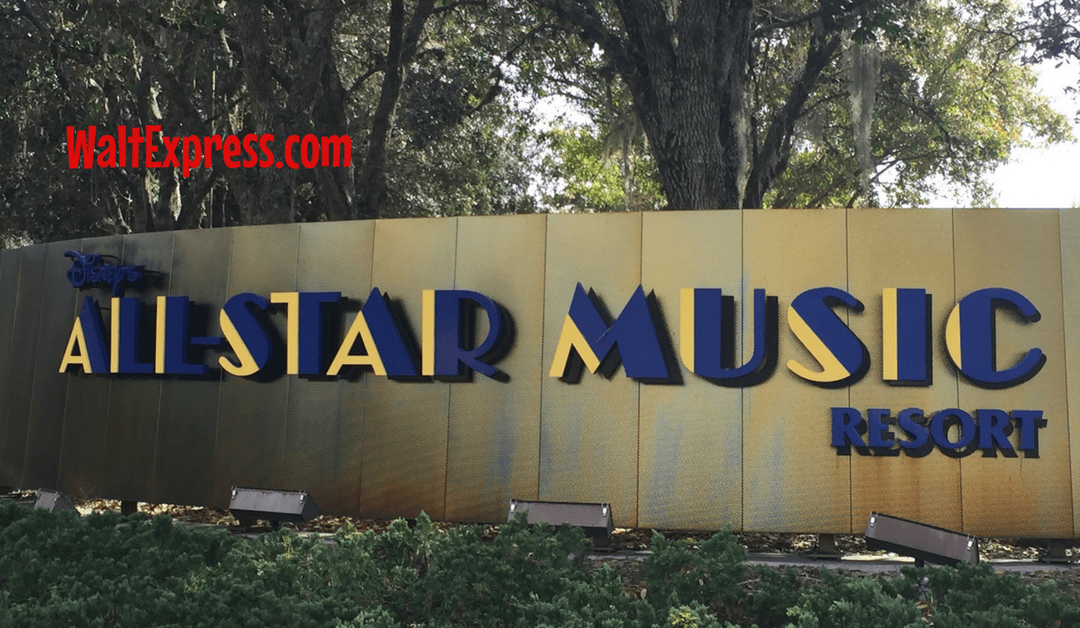 Disney's All-Star Music Resort: A Disney World Resort Review