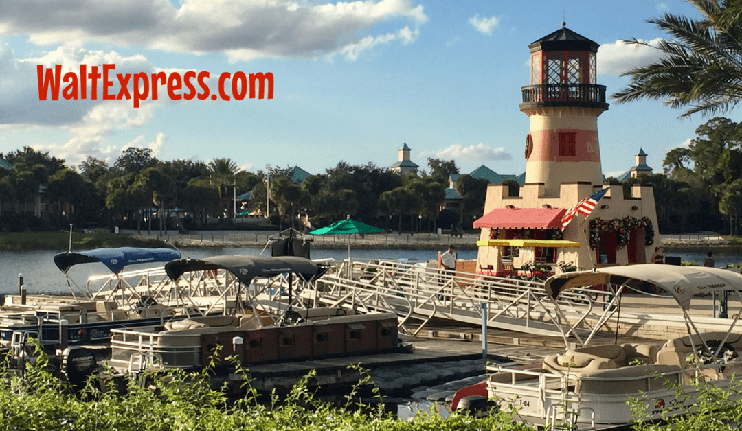 Disney's Caribbean Beach Resort: A Disney World Resort