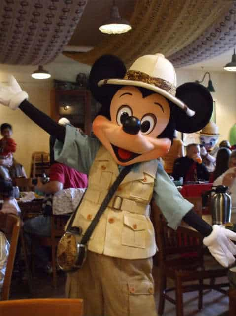 Tusker House Restaurant: A Disney World Dining Review