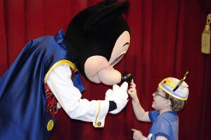 Disney World Mickey Nose