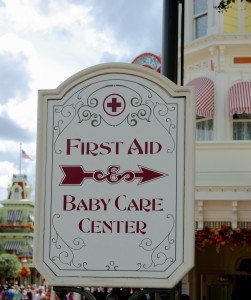 First Aid Walt Disney World