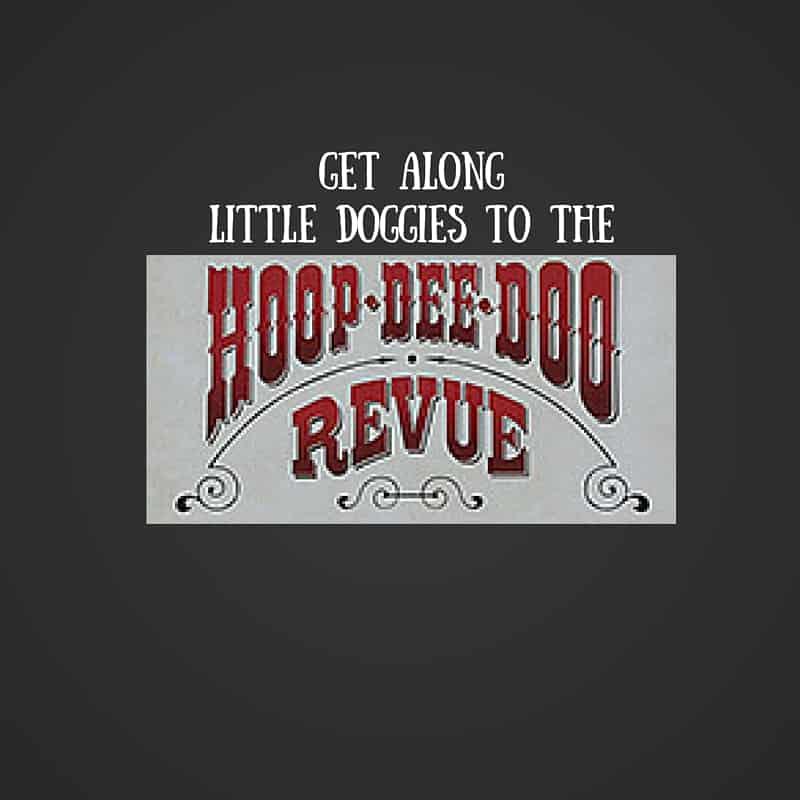 Hoop-Dee-Doo Musical Revue: A Disney World Dining Review