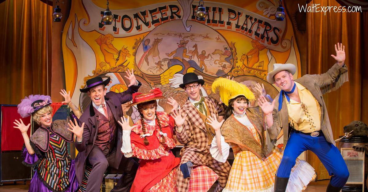 Hoop-Dee-Doo Musical Revue: A Disney World Dining Review
