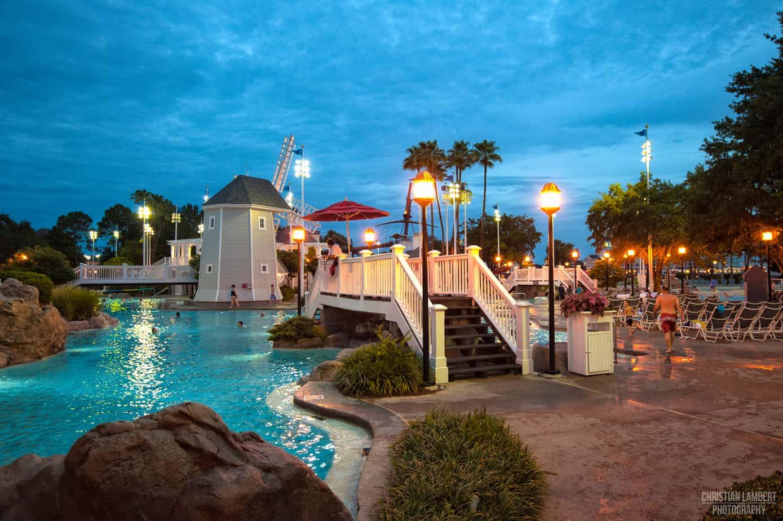 Yacht Club Resort Pool