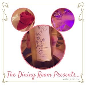 The Dining Room Presents...