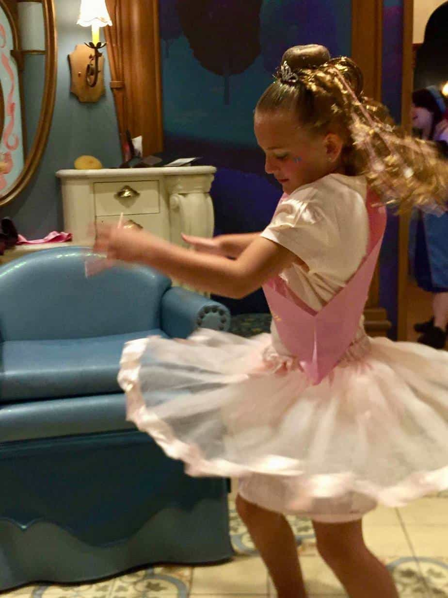 Bibbidi Bobbidi Boutique Packages and Details