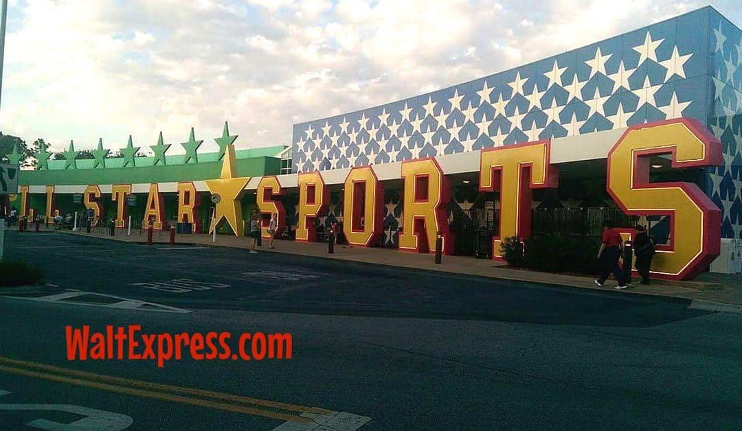 Disney's All-Star Sports Resort: A Disney World Resort Review
