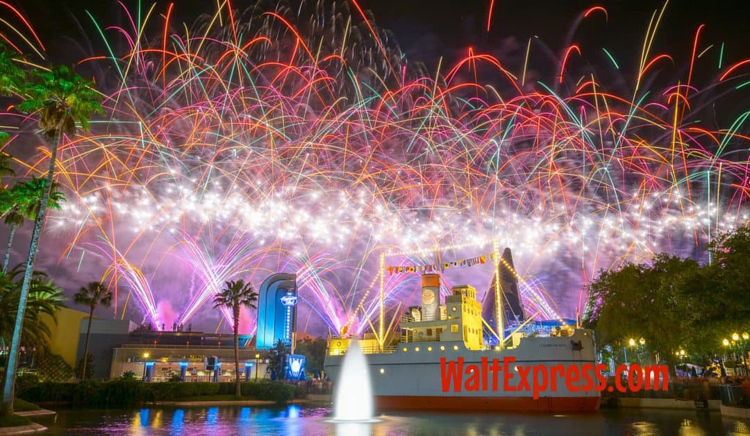 #DisneyParksLive Stream: Star Wars A Galactic Spectacular