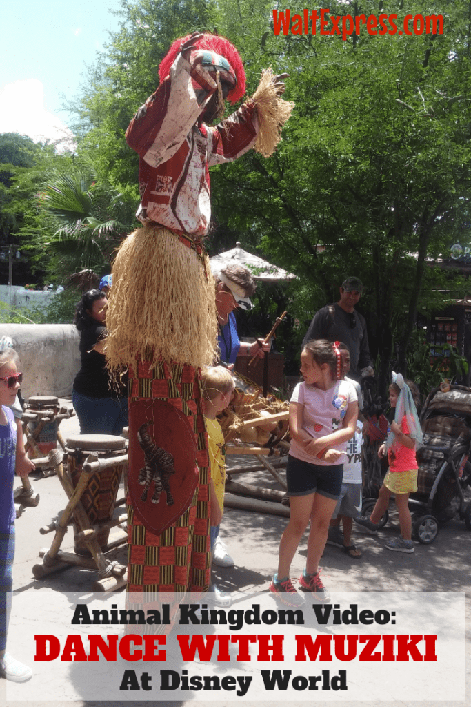 Video: Dance With Muziki In Harambe's Drum Circle