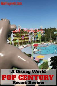 Disney's Pop Century: A Disney World Resort Review