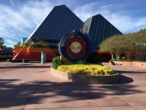 Top 5 Attractions and Rides for Rainy Days at Epcot