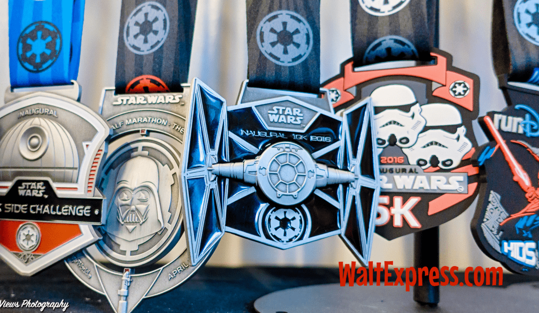 BREAKING NEWS: runDisney Announces New Star Wars Virtual Half Marathon