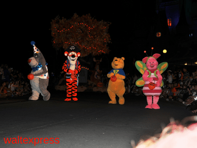 Video: Mickey's Boo to You Parade at Mickey's Not-So-Scary Halloween Party