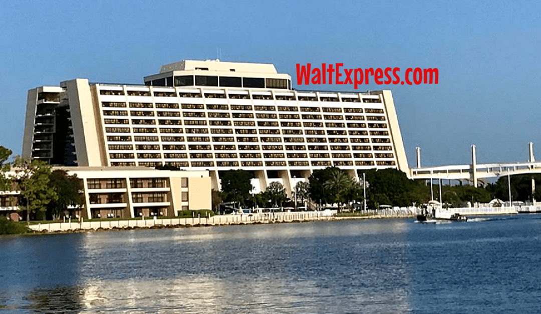 Disney's Contemporary Resort: A Disney World Resort Review