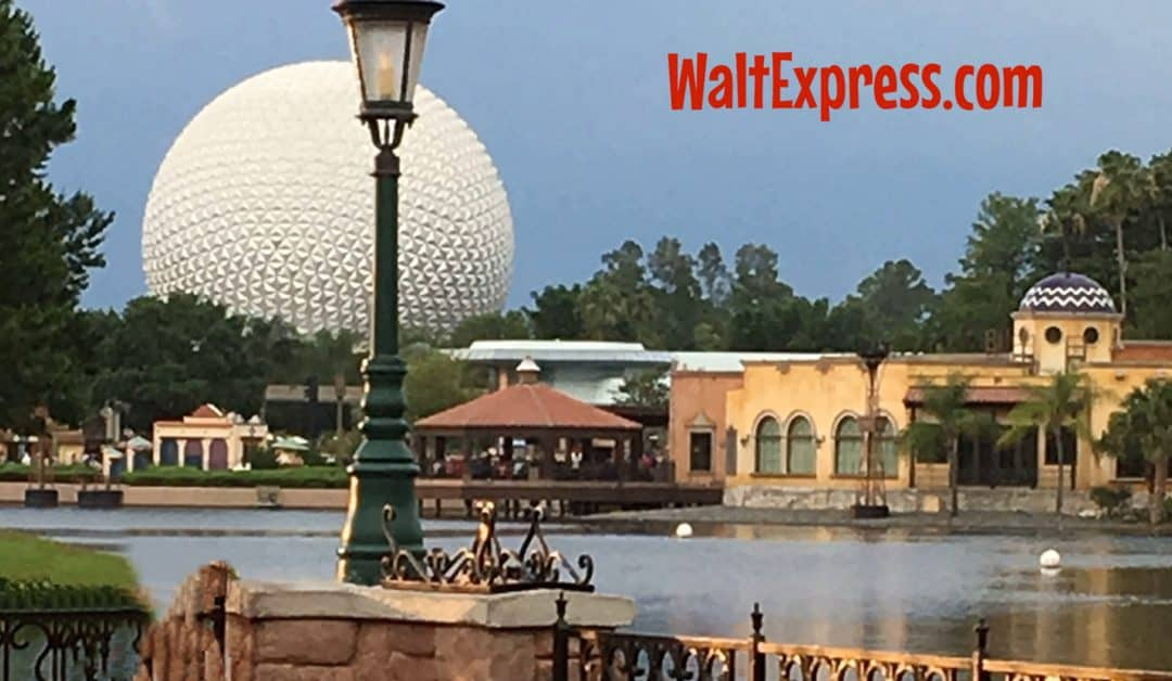 Exploring World Showcase with the Epcot Passport