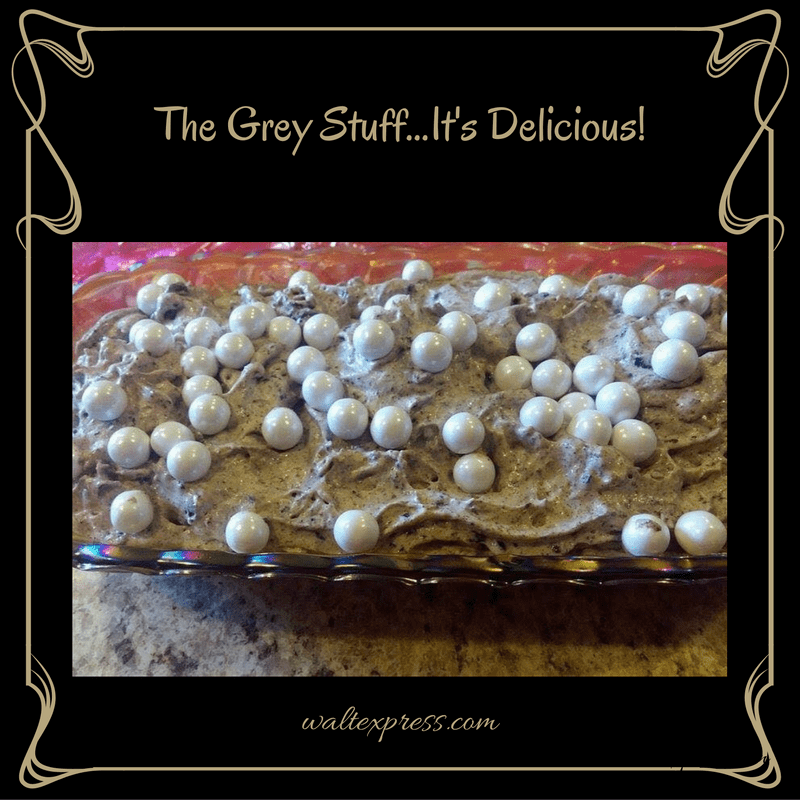 Disney World Copycat Recipes The Grey Stuff