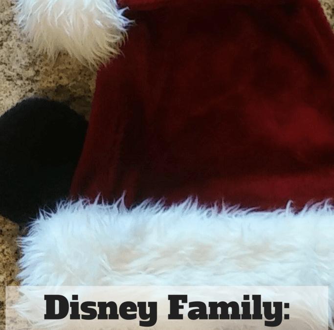 Disney Family: Mickey's Strawberry Santa Hats Recipe