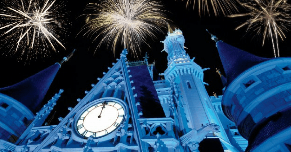 New Years Eve At Disney World