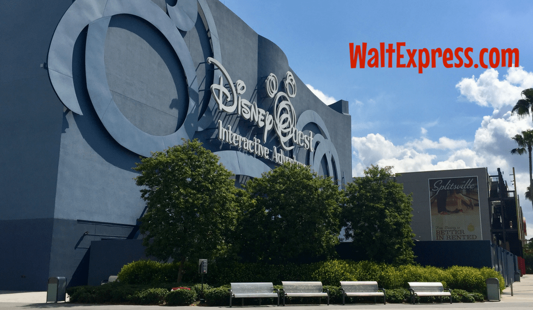 Breaking News: DisneyQuest Closing July 3, 2017 in Disney Springs