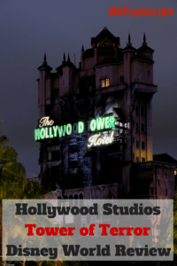 Video: The Twilight Zone Tower of Terror a Disney World Review