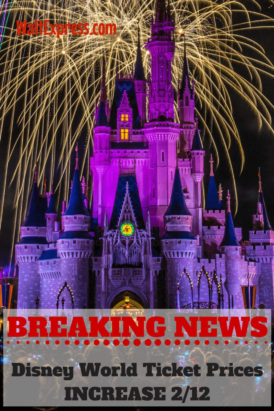 c322fef64758 BREAKING NEWS  Disney World Ticket Prices Increase 2 12