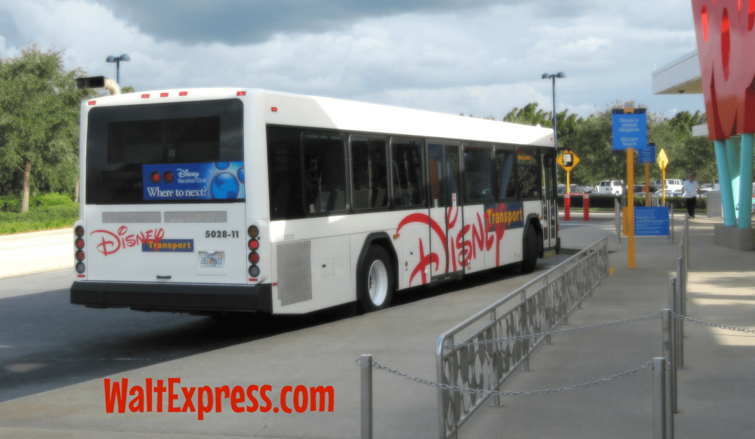 NEW Express Transportation Explained: A Disney World Review