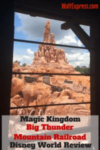 Video: Big Thunder Mountain Railroad a Disney World Review