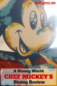Video: Chef Mickey's: A Disney World Dining Review