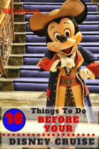 The Top 10 Things To Do Before Your Disney Cruise