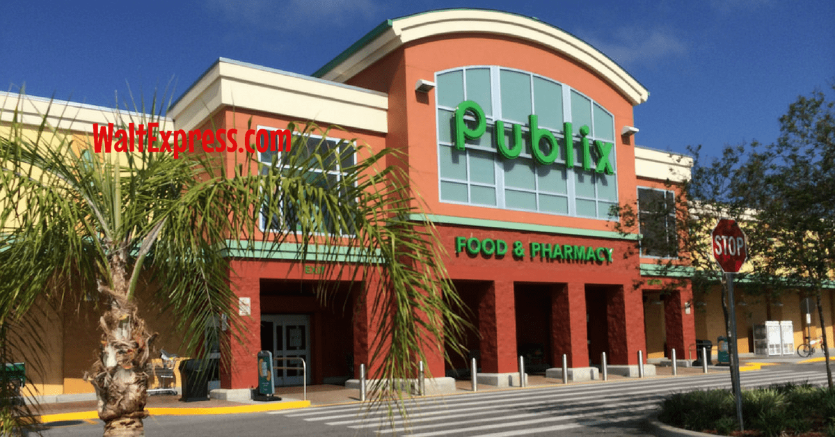 Groceries Delivered to Disney World: Instacart and Publix