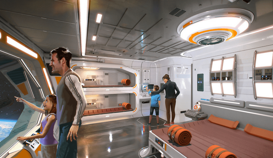 Breaking News: Star Wars Themed Resort Coming To Disney World