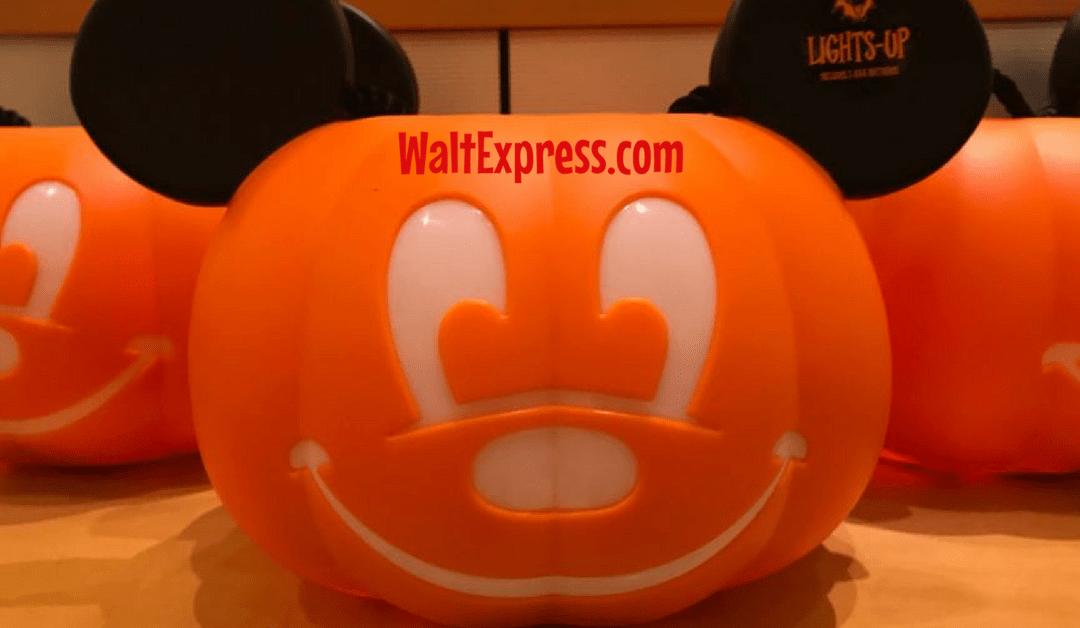 2017 Fall Treats and Snacks in Walt Disney World