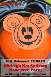 Released: TREATS for Mickey's Not So Scary Halloween Party 2017