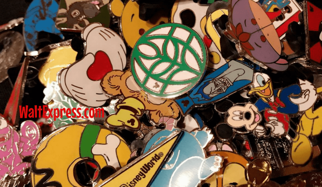 Disney 101: Beginner's Guide To Pin Trading At Disney World