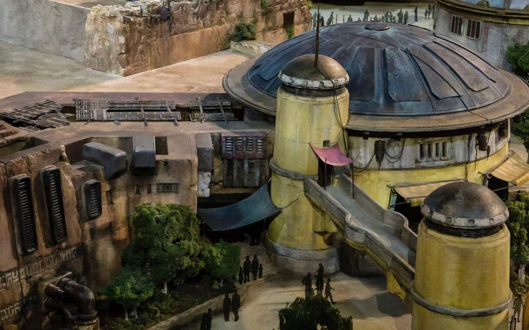 Hollywood Studios: One Man's Dream To Become Walt Disney Presents
