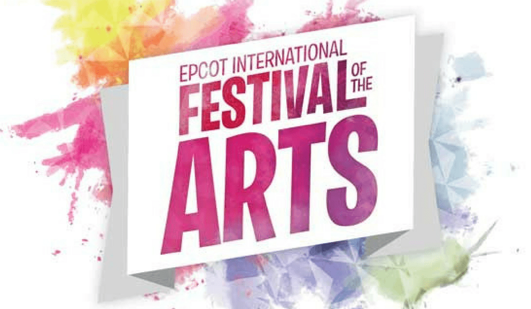 Breaking News Epcot S International Festival Of The Arts Returns For 2018