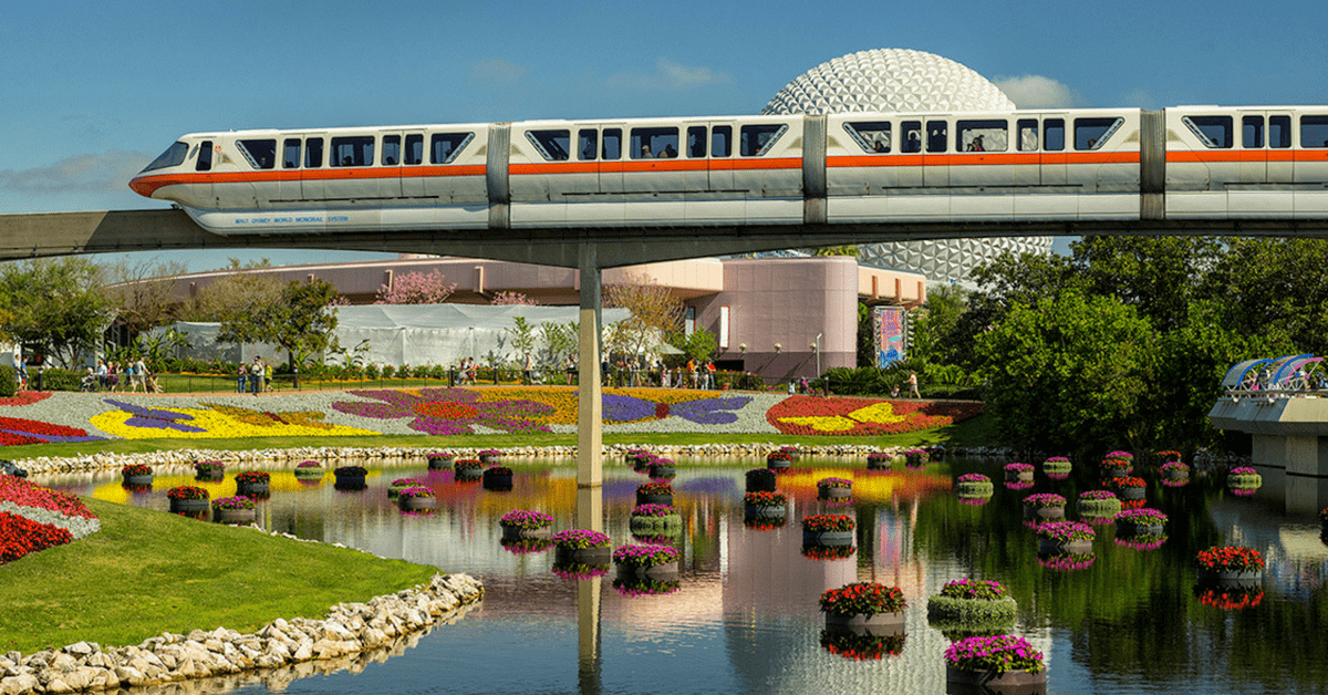 Just Released Epcot S 25th Annual Flower Amp Garden