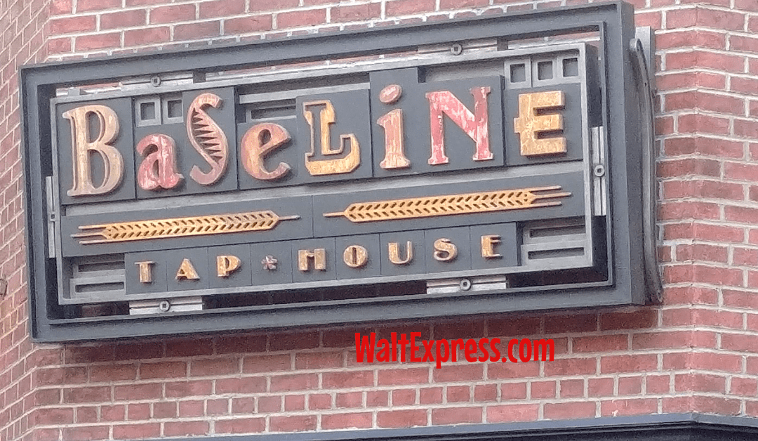 Breaking News: Baseline Tap House Coming To Hollywood Studios
