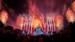 Where to Watch New Year's Eve Fireworks at Disney World
