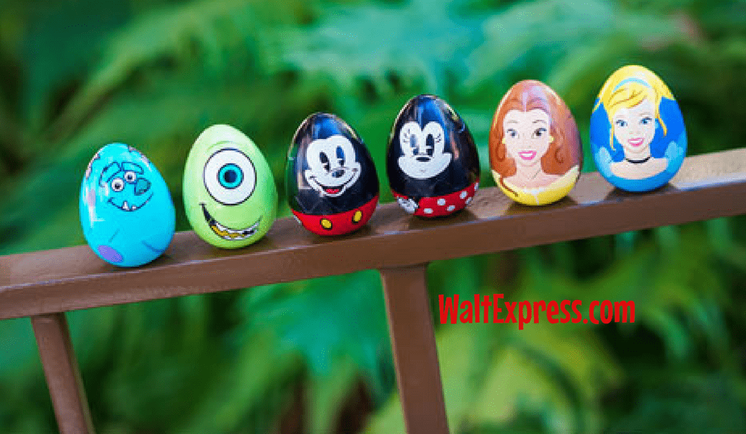 Just Released: Egg-stravaganza Returns For Epcot's 2018 Flower And Garden Festival