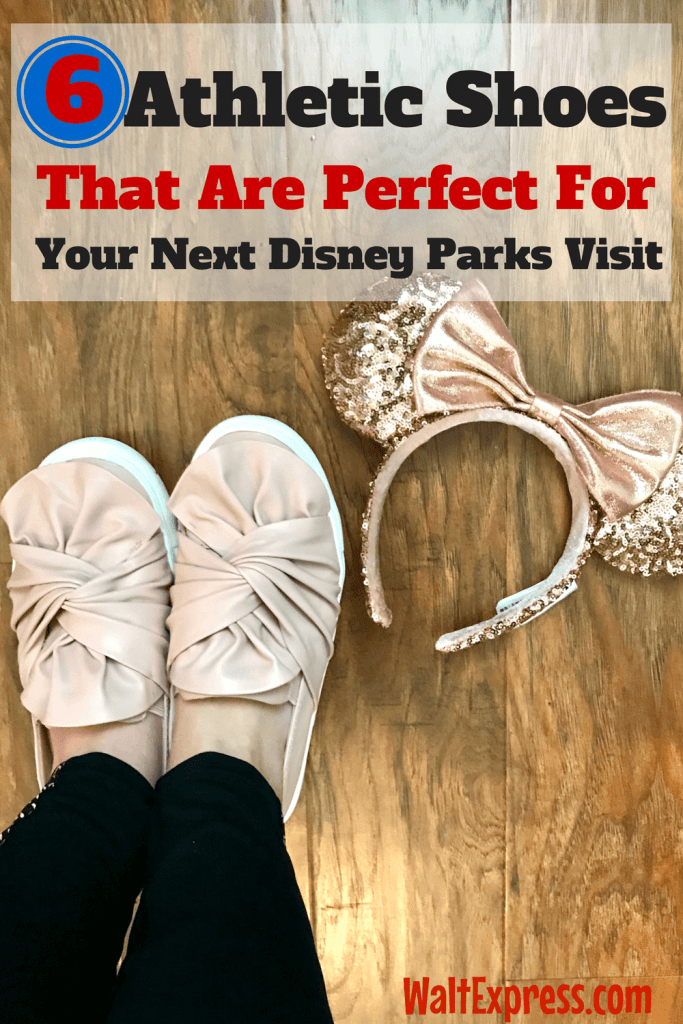 6 Athletic Shoes That Are Perfect For Your Next Disney Parks Visit
