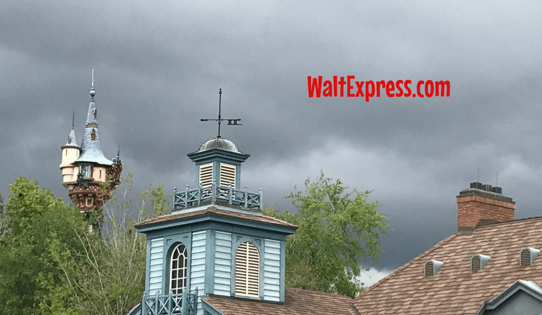 8 Tips For Rainy Days In Disney World